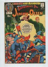 Superman's Pal Jimmy Olsen #135 (1971) 2nd Darkseid VF- 7.5