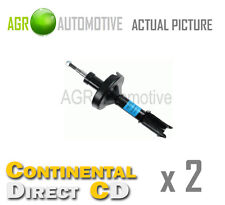 2 x CONTINENTAL DIRECT FRONT SHOCK ABSORBERS SHOCKERS STRUTS OE QUALITY GS6001F