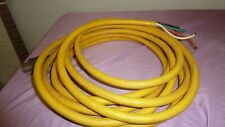22-Foot 10awgx40 ft2 Ll57855 Power cord with 1 end