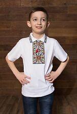Ukrainian Boys Shirt Vyshyvanka Ukraine Podilska