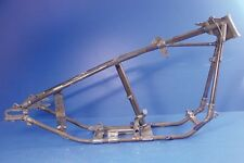 Replica EL 1937 Knucklehead 28° Rake Frame, DIF forging marks on the left side