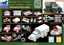 Bronco 1/35 35193 Russian Zil-131 Truck Early Version