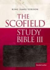 The Scofield? Study Bible III, KJV