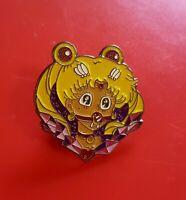 Sailor Moon Pin ADULTS ONLY Bondage Anime Enamel Brooch Badge Lapel