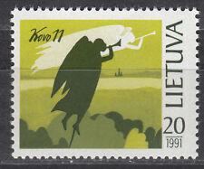 Litauen / Lieuva Nr. 471** 1 Jahr Unabhängigkeit