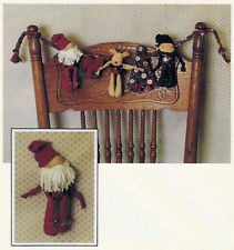 ITTY BITTY BELL BABIES | Ornaments | Holiday Garland Craft UNCUT Sewing Pattern