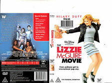 The Lizzie McGuire:Movie-2003-Hilary Duff-Movie-DVD