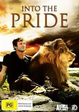 Into The Pride (DVD, 2011, 2-Disc Set) New Sealed Region 4
