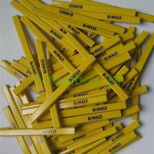 10 x DeWalt Joiners Pencils, Builders, Carpenters, Woodwork, Woodworking Pencil