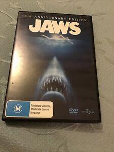 Jaws (2 Disc 30th Anniversary Edition DVD) 70s Horror Region 4