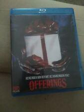 Offerings (1989) 88 Films Slasher Region B Non-U.S. (READ DETAILS!) Blu-ray rare