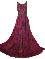 Maxi Medieval Renaissance Costume Boho Jacket Style Sequin Dress 14 16 18 20