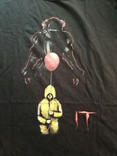 IT Clown Pennywise Want A Balloon Horror Scary Adult T Shirt xxl official 2 xl