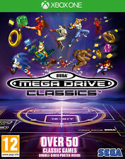 SEGA Mega Drive Classics (Xbox One)  BRAND NEW AND SEALED - QUICK DISPATCH