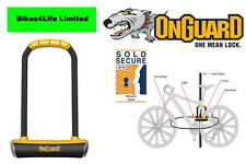 OnGuard Rottweiler 8026 Armoured Bike Cable Lock Security for Cycle 100 X 20mm