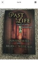 Past Life Oracle Cards Doreen Virtue And Brian L Weiss Angel Cards Oracle OOP