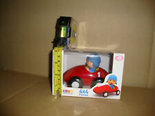 POCOYO 4X4 CAR BY ZINKIA - BANDAI MEASURE 4 INCHES FOR CHILDREN BRAND NEW IN BOX