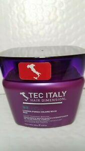 TEC ITALY HAIR COLOR LUMINA FORZA COLORE RED REVITALIZING TREATMENT 9.87 OZ NEW