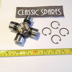 ROVER P6 2000 2200 3500 3500S 1963 TO 1977 PROPSHAFT UJ UNIVERSAL JOINT EW496