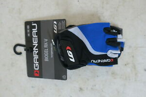 Louis Garneau Men's Biogel Rx-v Cycling Gloves XS Royal Retail $21.99