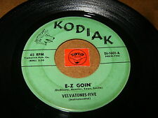 VELVATONES FIVE - E-Z GOIN - FREELOADER  / LISTEN - ROCK N ROLL