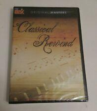 """CLASSICAL REWIND""  DVD  My Music Original Masters New Sealed"