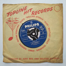 """BF 1369 Dusty Springfield - Losing You, Summer Is Over 7"""" Single 1964 VG/G"""