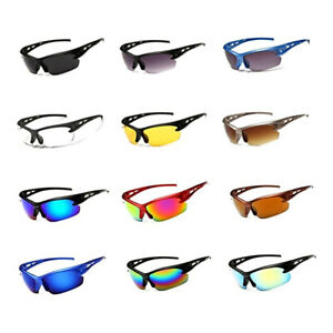 Anti Shock Outdoor Cycling Sunglasses Biking Running Fishing Golf Sports Glasses