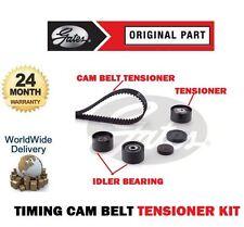 FOR RENAULT MEGANE 1.8 16v 1999-2003 NEW GATES TIMING CAM BELT TENSIONER KIT