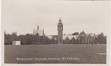 Merchant Taylor's School, GREAT CROSBY, Lancashire RP