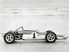 Plage Voitures de course Gene Beach 01 1969 Formule Super Vee Proto photographie rare