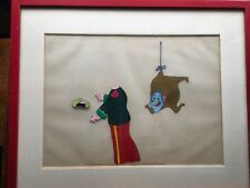 BEATLES YELLOW SUBMARINE MOVIE-ANIMATION PRODUCTION CEL CELLS Ringo Nowhere Man