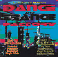 Various - Dance And Trance Factory (2xCD, Comp) CD 6216