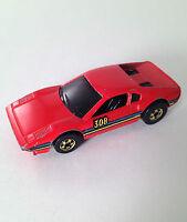 Hot Wheel Red Ferrari 308 - Vintage 1979 Red - NICE Mattel Hong Kong