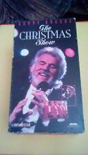 Kenny Rogers - The Christmas Show (1992) VHS Trisha Yearwood Boyz II Men