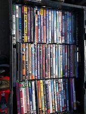 Bulk DVD Movies Wholesale Lot of 100 Randomly Selected Action Drama Great Resale