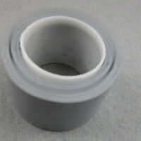 Self-Fusing Seal Repair Emergency Rescue Silicone Rubber Hose Tape Pipes Gray