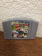 Snes Super Nintendo Super Mario Kart Cart Racing