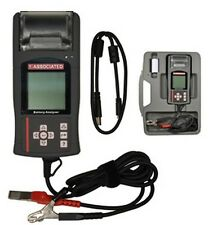 Associated Equipment 12-1015 Digital Battery Electrical System Analyzer