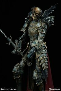 SELL BRAND NEW EXCLUSIVE SIDESHOW COURT OF DEAD Mortighull Risen Reaper General