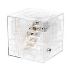 Money Maze Coin Box Puzzle Gift Prize Saving Bank Coin Bank Money Geek Gadgets