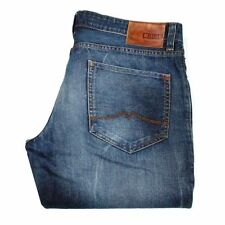 Jeans da uomo blu Mustang taglia 38