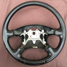 Ford Falcon AU XR6 XR8 Black Leather Steering Wheel