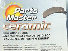 Brand New Parts Master CMX906 Disc Brake Pads