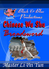 Master Li Pei Yun's Chinese Wu Shu Broadsword Instructional DVD