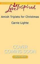 Amish Triplets for Christmas (Paperback or Softback)