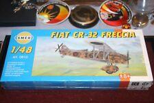 New Unopened SMER 1/48 FIAT CR-32 FRECCIA MODEL Kit