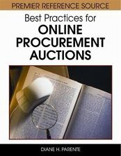 Best Practices for Online Procurement Auctions (2007, Hardcover)