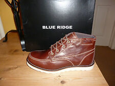 Mens leather Chukka Boots Black or Brown.size 7-12 £30 New in box