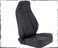 Smittybilt 44915 Standard Bucket Seat Denim Black 76-17 Jeep Wrangler